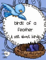 https://www.teacherspayteachers.com/Product/Birds-of-a-Feather-A-unit-about-birds-NO-PREP-1725708